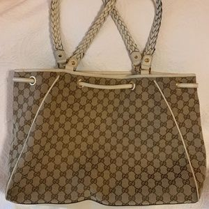 Authentic Gucci Tote purse